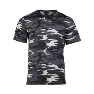 mil-tec dark camo t-shirt