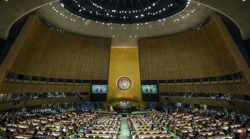 A Venezuela do Ditador venezuelano Nicolas Maduro assume a presidência do órgão de desarmamento da ONU