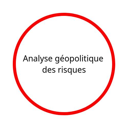 Analyse géopolitique des risques