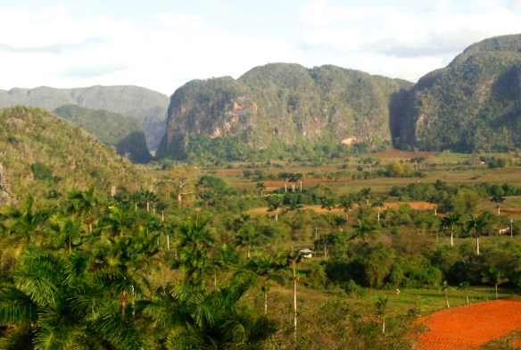 Vinales Valley, Cuba - a UNESCO World Heritage Site.