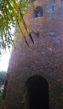 Mt. Britton Tower in El Yunque.