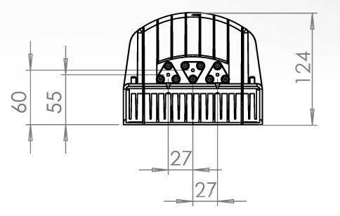 Standard Range Constant Pressure Inverter 1.1kW Single Phase