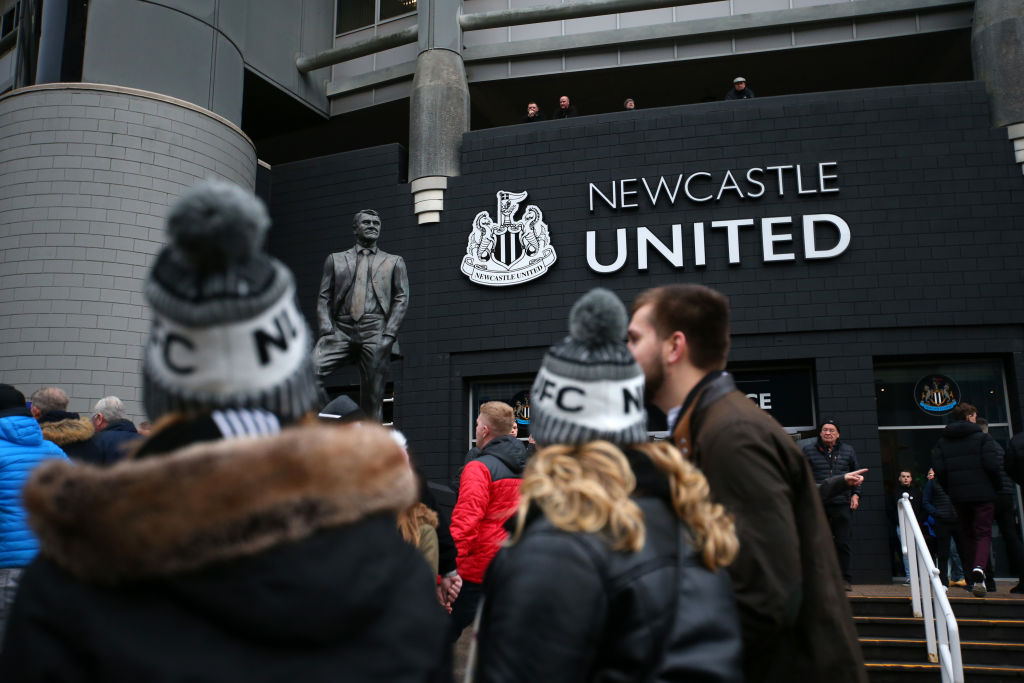 October 6, 2021 4:28 pm newcastle united takeover back on Newcastle fans love what takeover figure Nick De Marco did ...