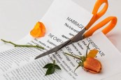 scissors cutting legal doc