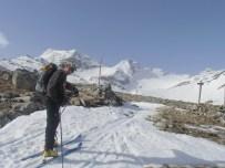 Der Blick auf den Sonnblickgletscher wird frei: fantastisches Wetter!