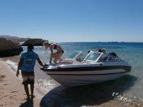 Ausflug zur Insel Tiran