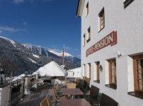 Das Hotel Weiler bot mit fantastischer Verpflegung und freundlichstem Service ein perfektes Basislager