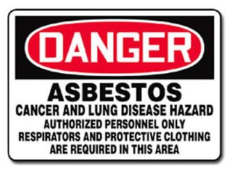 George AFB's Asbestos Contamination