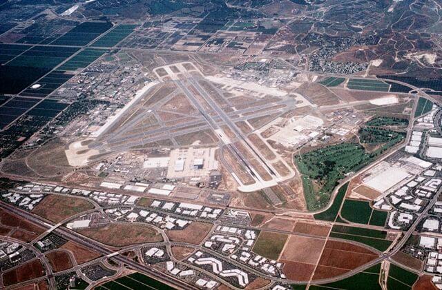 Marine Corps Air Station El Toro, CA