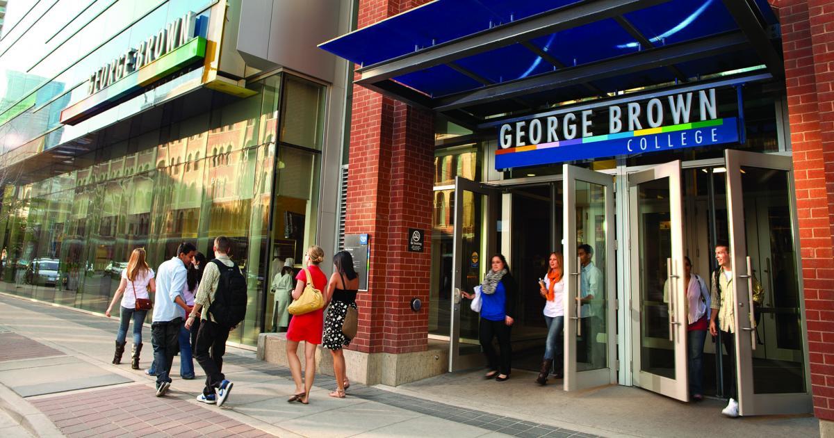 George Brown Virtual Open House   George Brown College