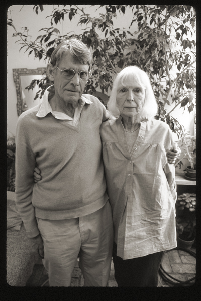 Eliot and Aline Porter