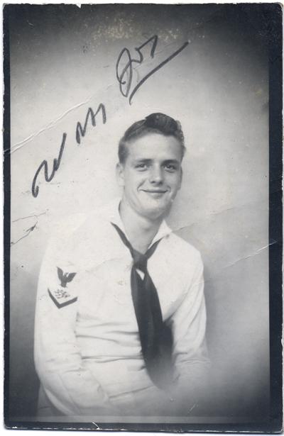 Jim in uniform