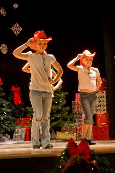 cowgirls dance