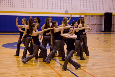 dance team 1