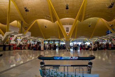Iberia Terminal Madrid 1