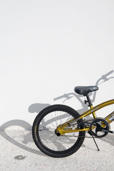 bike at Alys Beach
