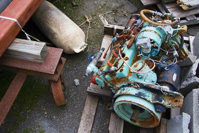 boat junk