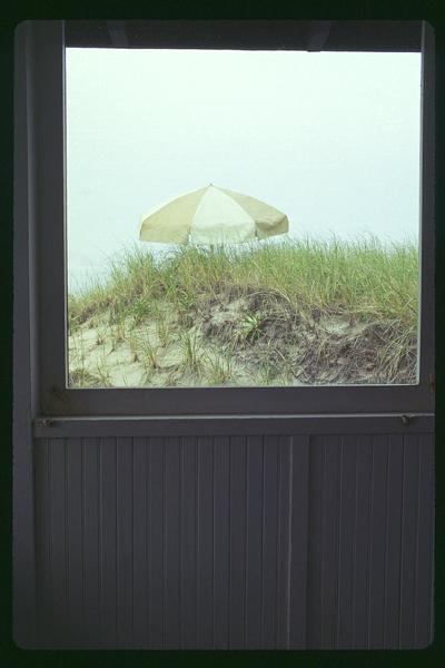 umbrella at the cape