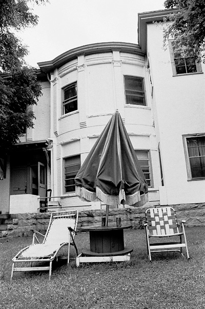 house on Piedmont Rd. in Atlanta