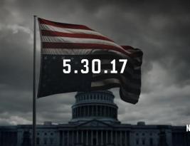 A aparut primul trailer pentru House of Cards sezonul 5!