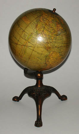 George Glazer Gallery  Antique Globes  CS Hammond 8