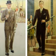 fashion design art menswear formal