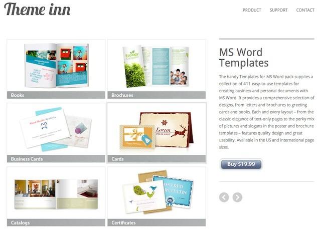 word newspaper template mac