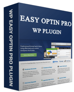 easy Optin Pro WordPress Plugin
