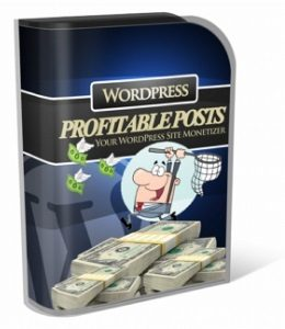 WordPress Profitable Posts Plugin