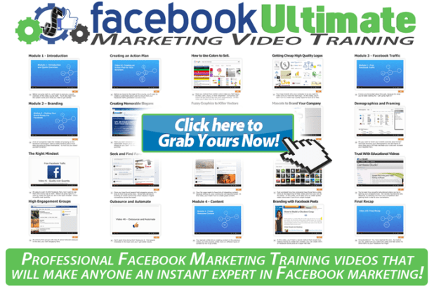 Facebook Marketing and Traffic Videos