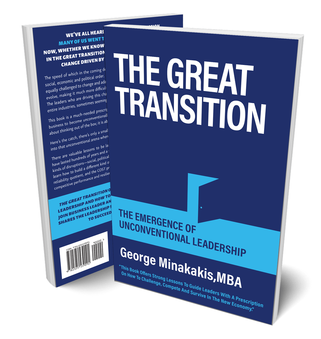 The Great Transition by George Minakakis