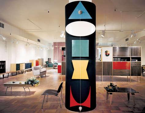 Herman Miller Showroom New York