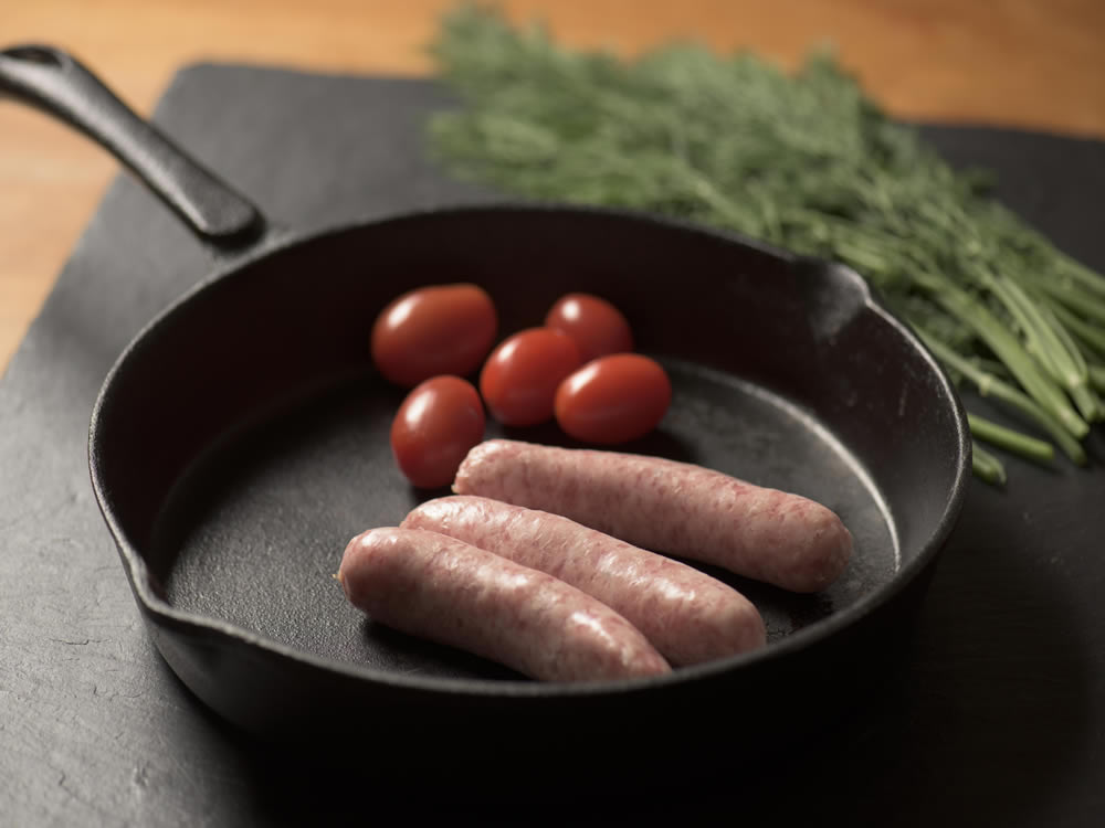 Thin Pork Sausage (1 Kilo)
