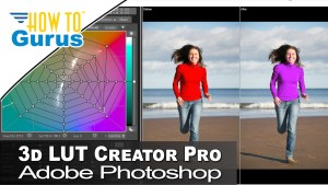 photoshop 3d lut download