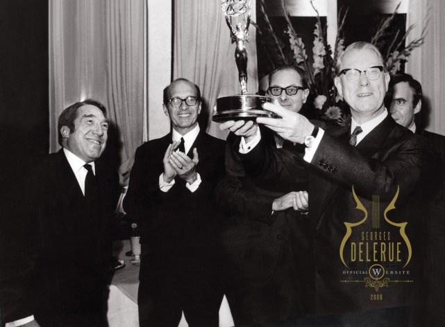 Remise du Emmy Award en 1967