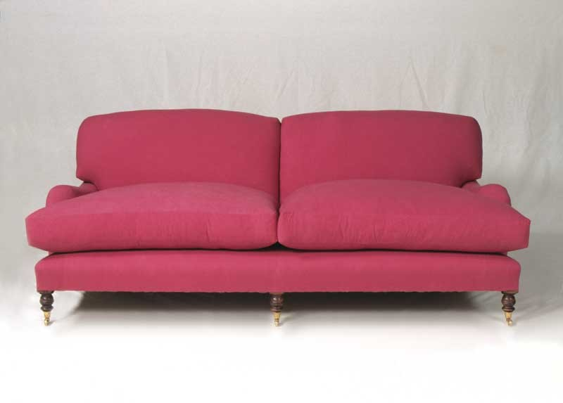 Image result for custom made pink sofa