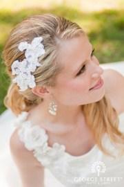5 bridal hair accessories ways