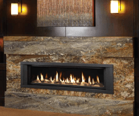 Linear Gas Fireplaces | Georgetown Fireplace and Patio