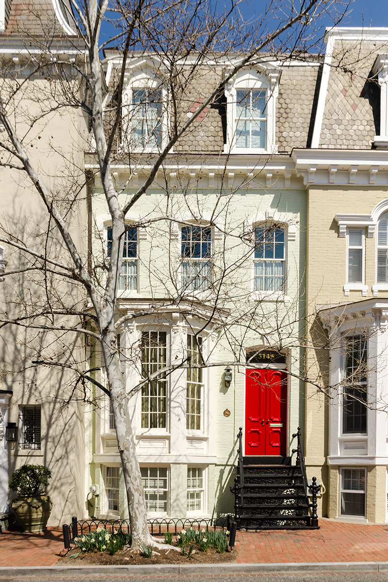 Featured Houses Georgetown House Tour