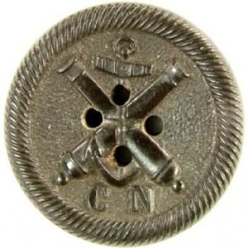 Confederate Navy 33mm Hard Rubber georgewashingtoninauguralbuttons.com o