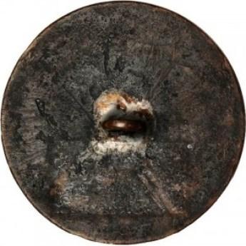 WI 8-A 36.8MM 150.6 GRAINS BRASS RESOLDERED SHANK BRASSY GOLDEN BROWN COBB LABEL STACKS 1-25-12R