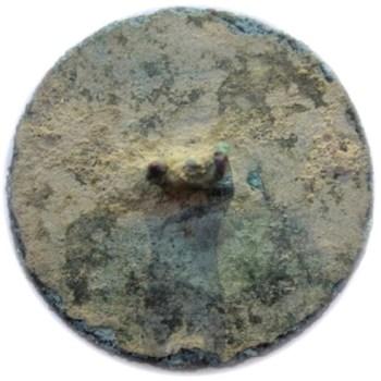 1808-21 ARTILLERY 20MM BRASS AY 42 Dug Hampron, VA PD $65.00 10-11-12 R