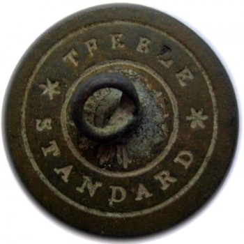 1808-21 Artillery Militia 23mm. brass georgewashingtoninauguralbuttons.com R