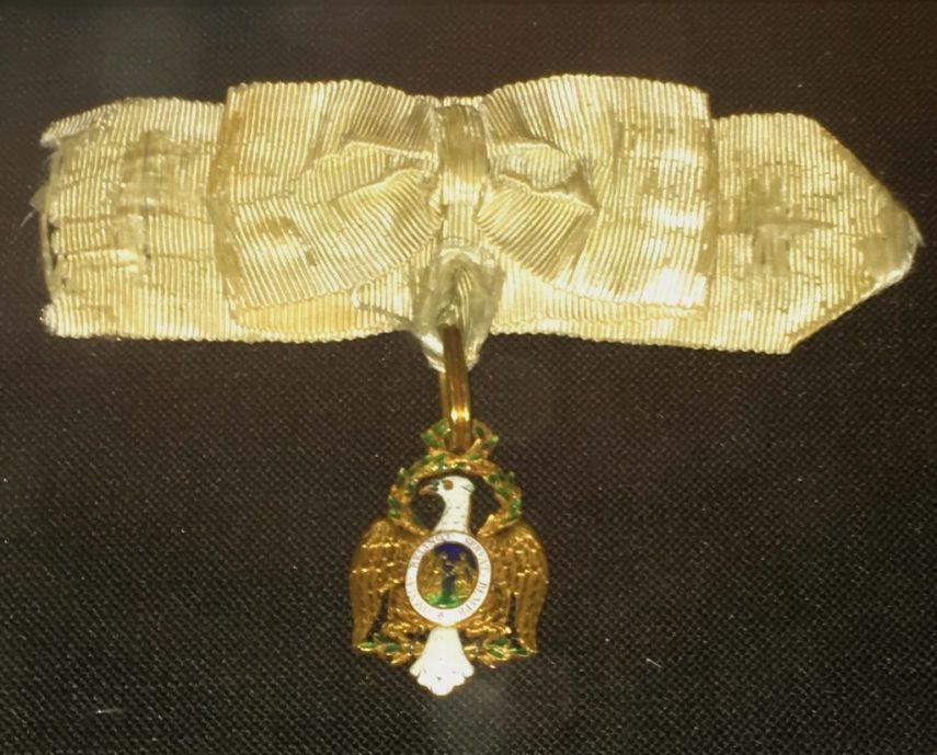 General Nathan Green Society of Cincinati Badge RJ Silverstein's georgewashingtoninauguralbuttons.com O