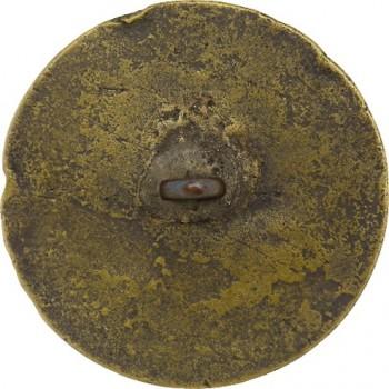 WI 1-A BRASS 34MM H.A. $1912 AUG 5, 08 NO EXCAV. REV. SHANK A-9 r