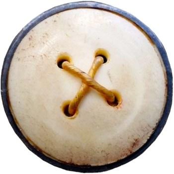 1775 MS 1.A 22MM SILVER :BONE BACK RJ SILVERSTEINS GEORGEWASHINGTONINAUGURALBUTTONS.COM R