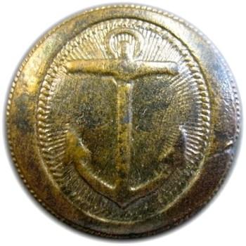 1787-96 Carptains & Comm 22mm Gilt Brass variant georgewashingtoninauguralbuttons.com O