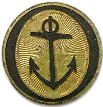 1805 Royal Navy Surgeon 21.8m Gilt Brass georgewashingtoninauguralbuttons.com O