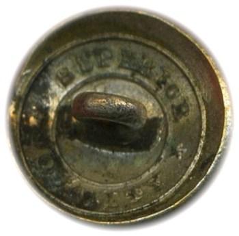 1821-36 US InfANTRY Officers Epaulettes 14mm GI79 non dug silvered r