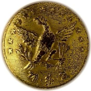1826-43 US Official Diplomatic Service Albert OD 17 georgewashingtoninauguralbuttons.com O